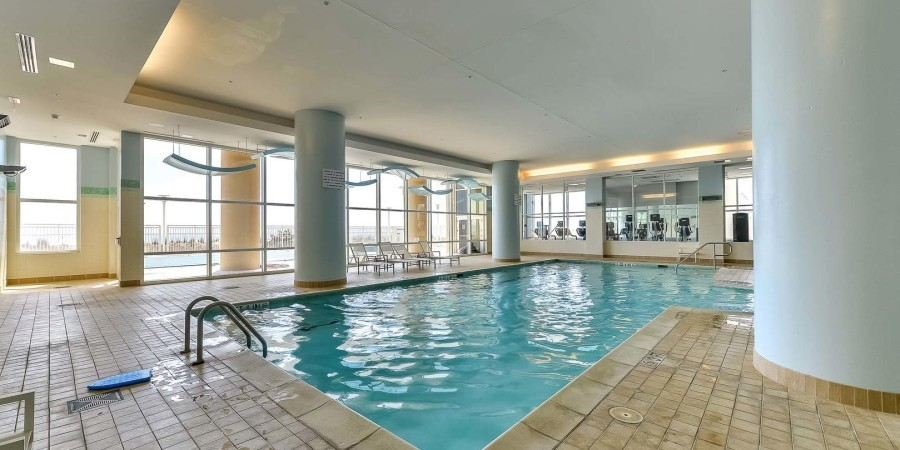 Gateway Grand Indoor Pool