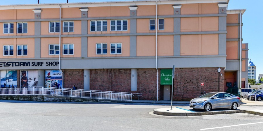 Penhouse Entrance
