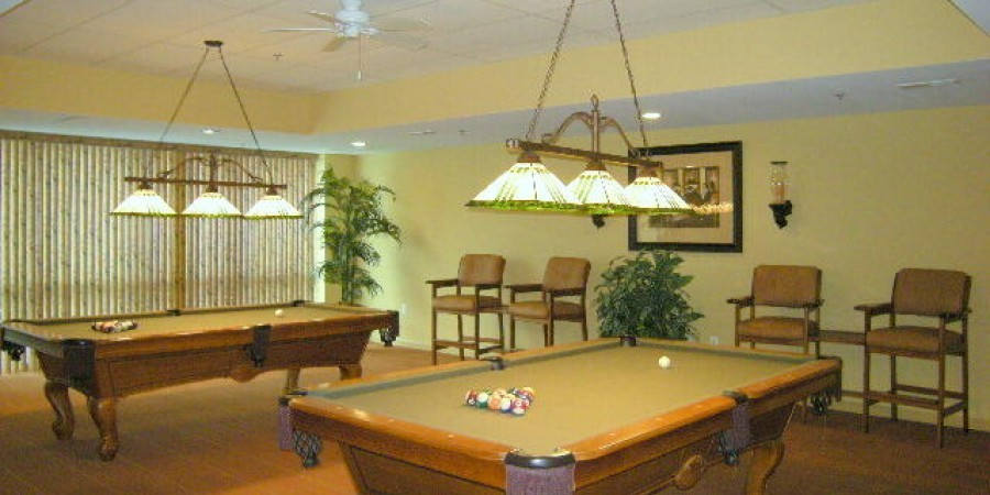 Makai Billiards Room