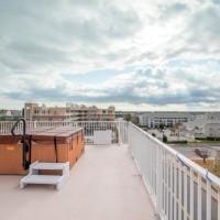 South Balcony & Hot Tub
