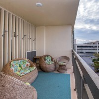 Bayside Balcony