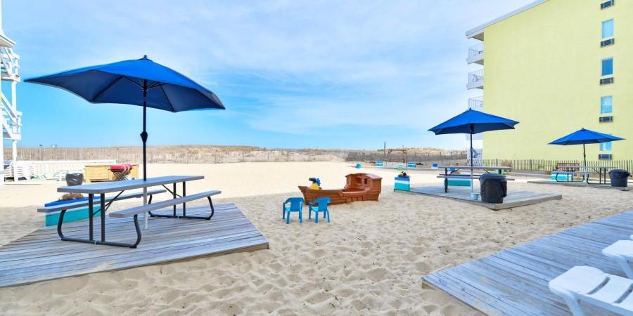 Beach Patio