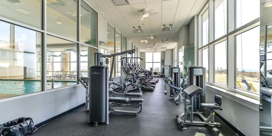Gateway Grand Fitness Room