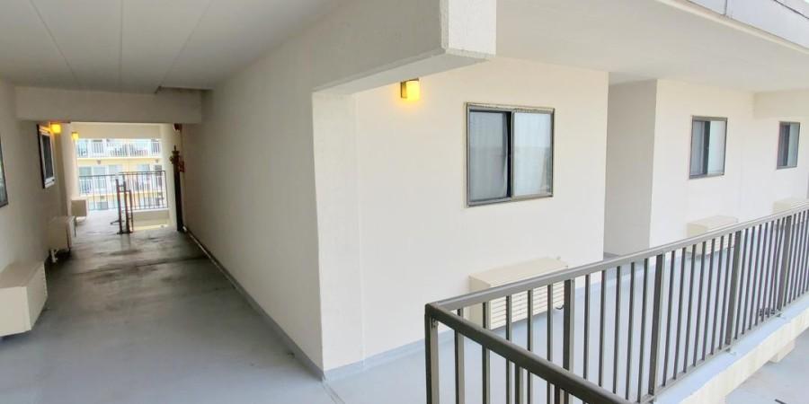 Exterior Walkway