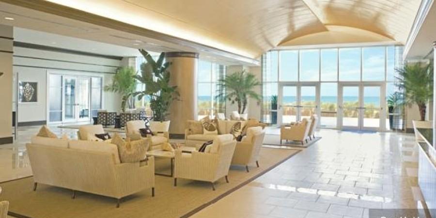 Gateway Grand lobby