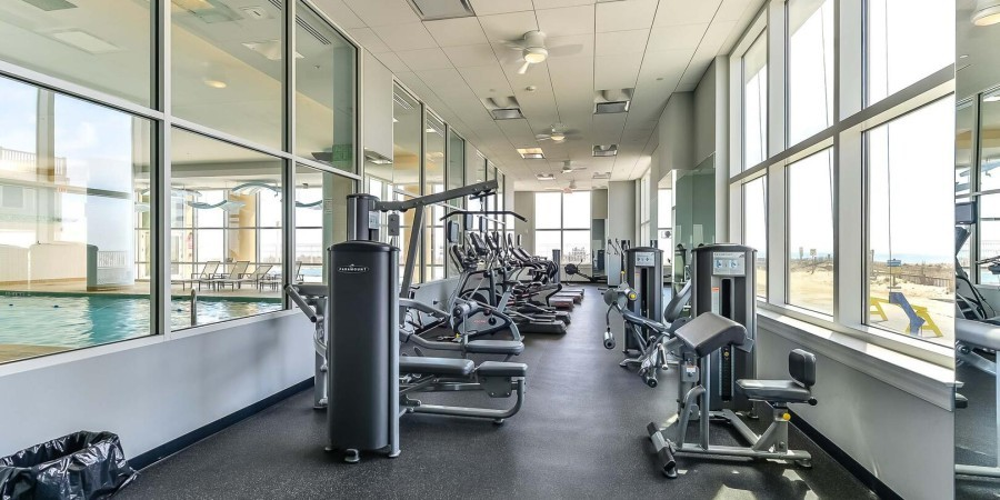 Gateway Fitness Room