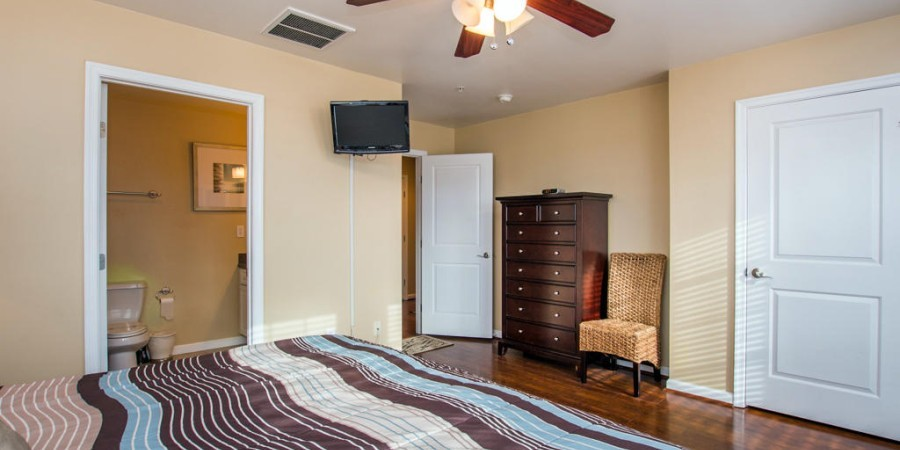 Master Bedroom 3rd Floor