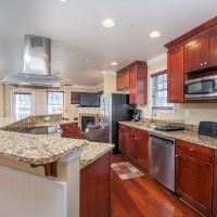 Kitchen 2nd Floor